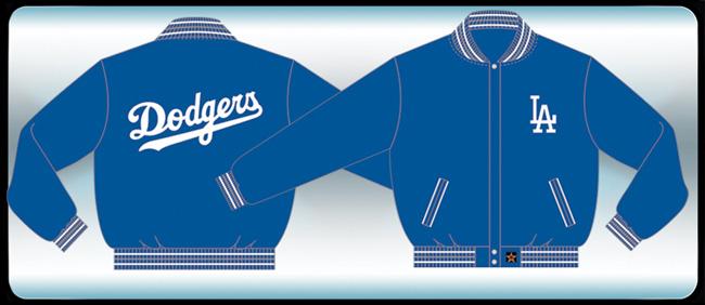 Los Angeles Dodgers - MLB Baseball Wool Reversible Adult Jacket, ...