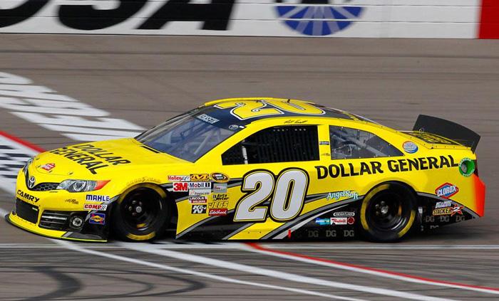 Matt Kenseth 20 Car
