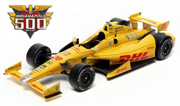 Indy Car Diecast