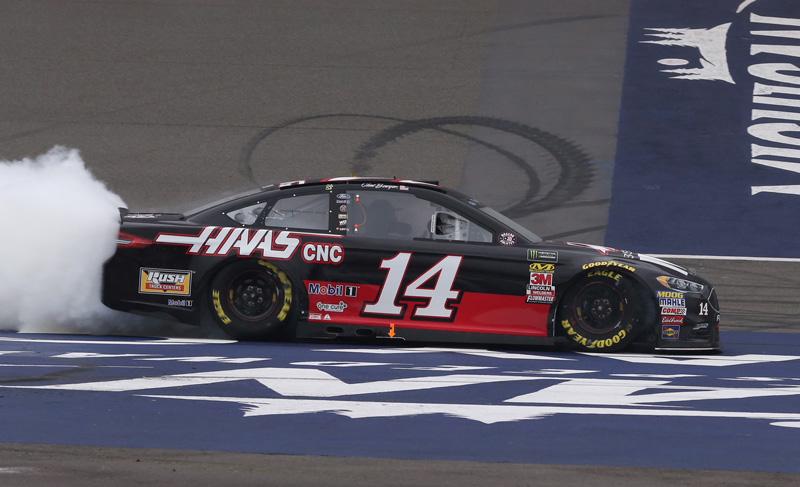 Rain delays start of NASCAR FireKeepers Casino 400 at