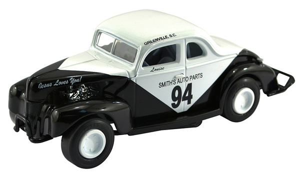 1940 louise smith 94 smiths auto parts ford coupe diecast. Black Bedroom Furniture Sets. Home Design Ideas
