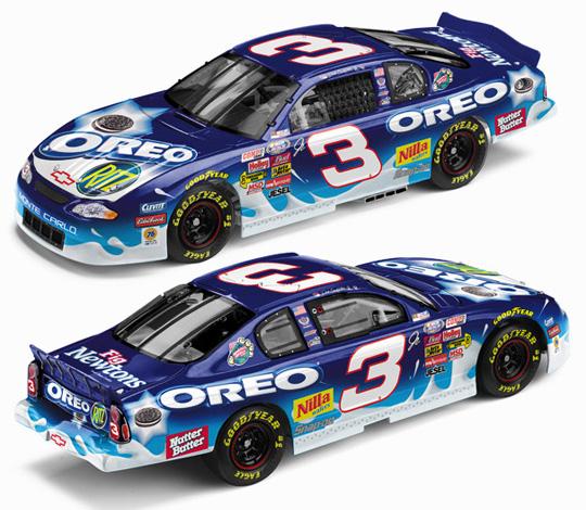 2002 NASCAR Diecast Cars By