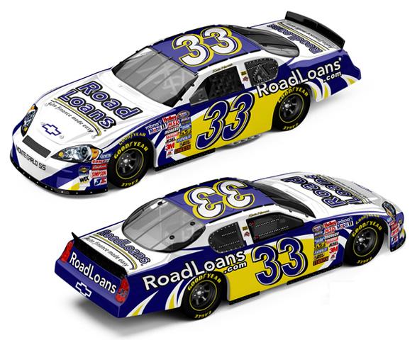 Kevin Harvick Diecast - Kevin Harvick NASCAR Diecast Cars