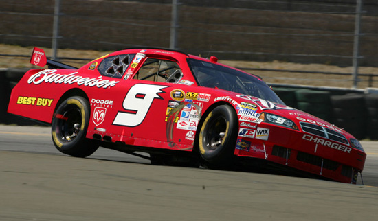 Richard Petty Motorsports >> 2009 Kasey Kahne #9 Budweiser - Infineon Win / Raced Version Diecast