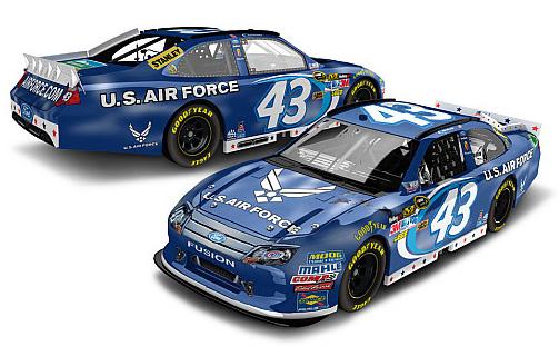 Richard Petty Motorsports >> 2012 Aric Almirola #43 U.S. Air Force - NASCAR Unites 1/64 ...