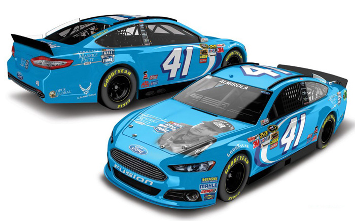 Maurice Petty Tribute on Richard Petty 43 Car Images