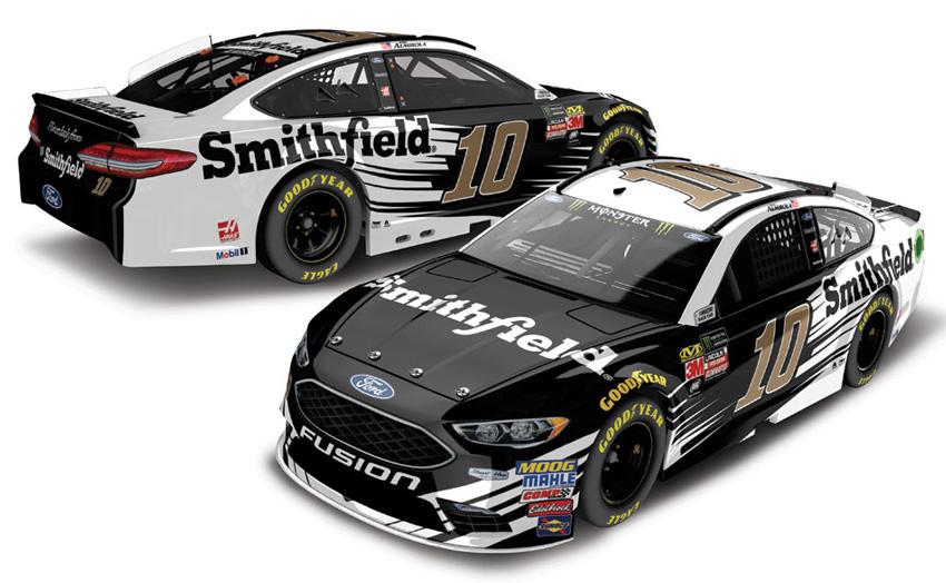 Smithfield Race Car