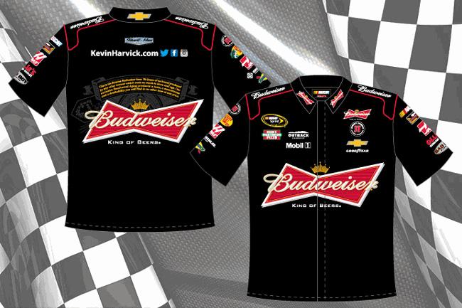 Pit crew shirts nascar pit crew shirts for Kevin harvick pit shirt