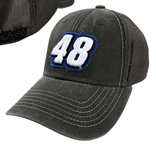d1f96cd36 #48 Jimmie Johnson - Hauler Trucker NASCAR Hat