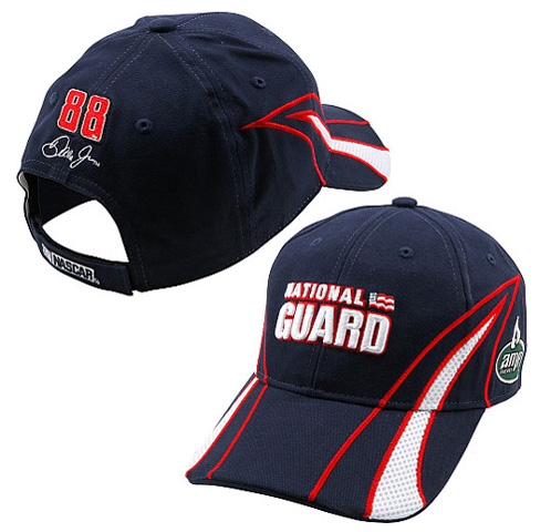88 Dale Earnhardt Jr  09 National Guard NASCAR Pit Cap f8697629281b
