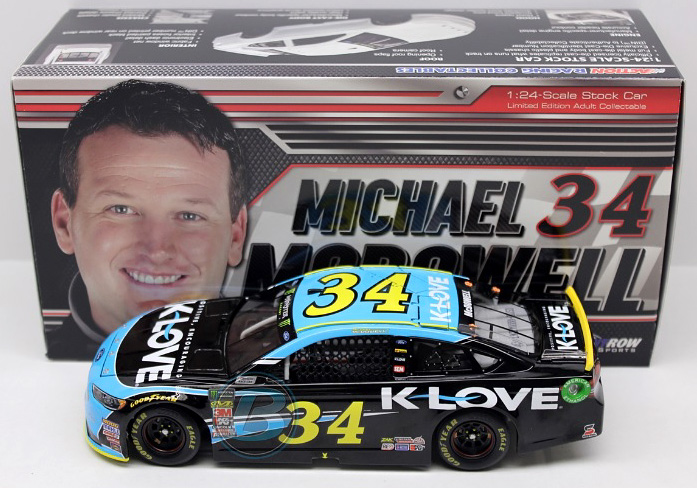 Michael McDowell 2017 Lionel Collectibles #95 FDNY Foundation Chevy SS 1//24