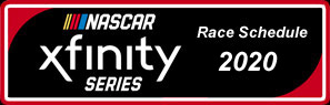 2020 NASCAR xfinity Series Race Schedule