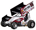 2013 Steve Kinser #11 Bad Boy Buggies - Dirt Sprint Car Diecast, by Lionel